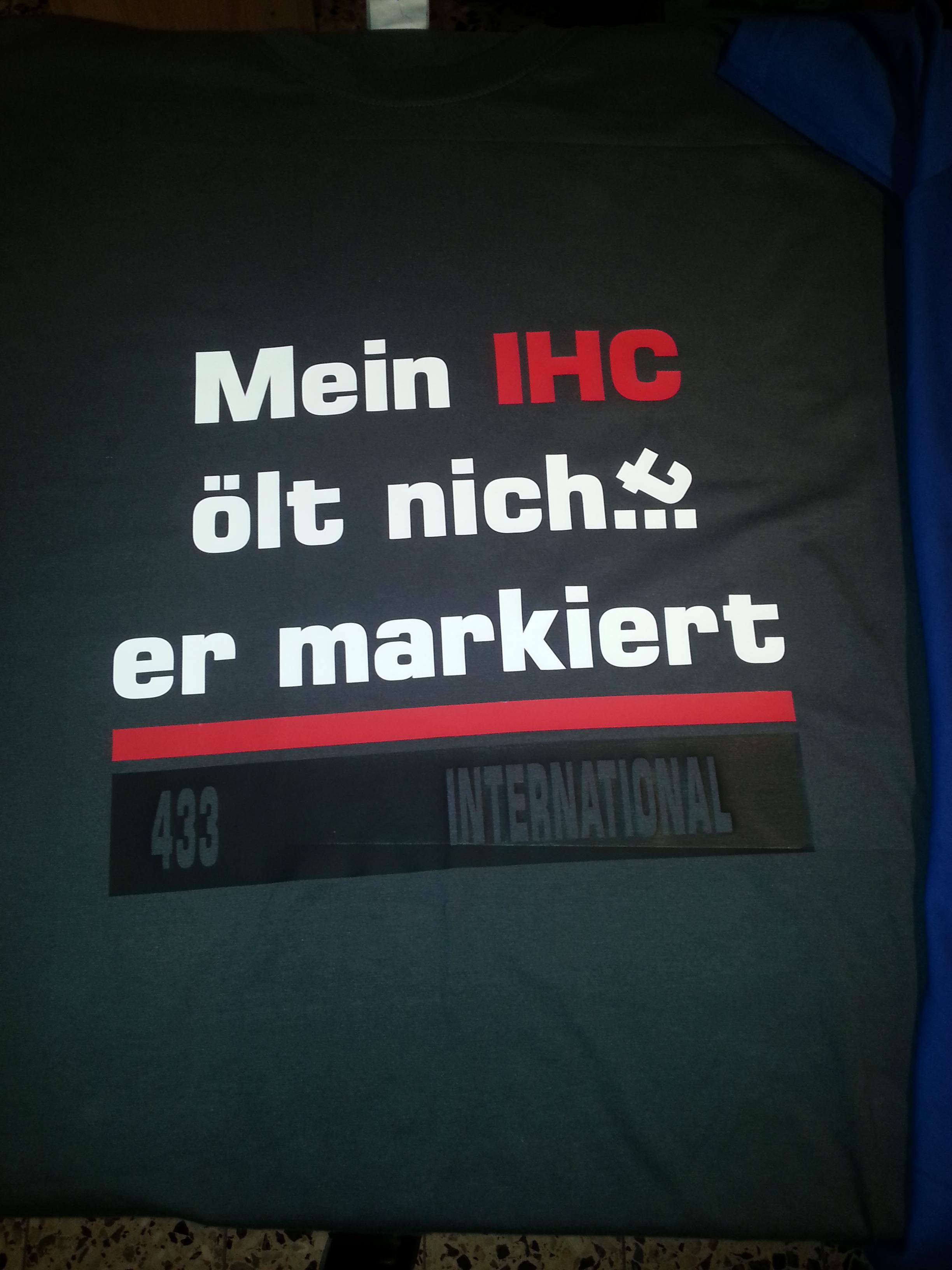 TextilDruckT-Shirt
